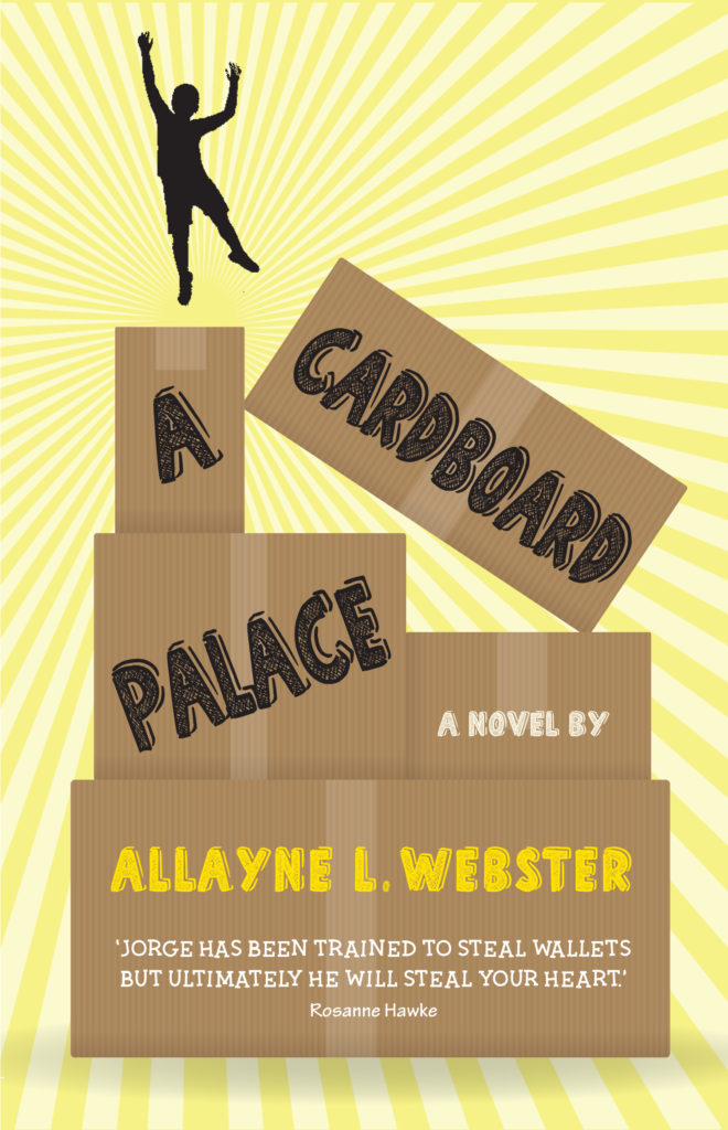 A cardboard palace book review