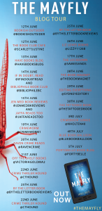 Mayfly Blog Tour