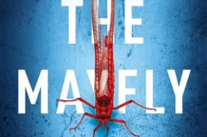 The Mayfly Blog tour