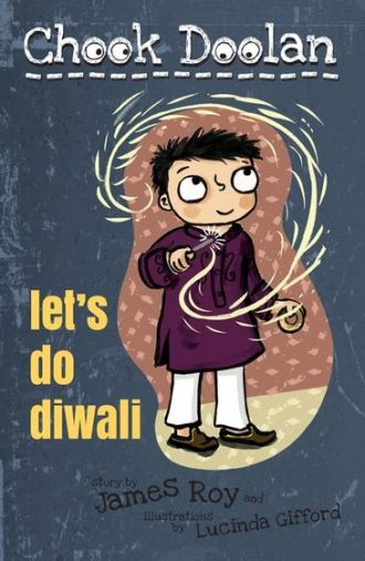 Chook Doolan Lets Do Diwali book review
