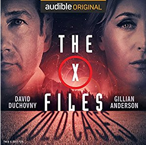 The X-files Cold Cases audiobook review