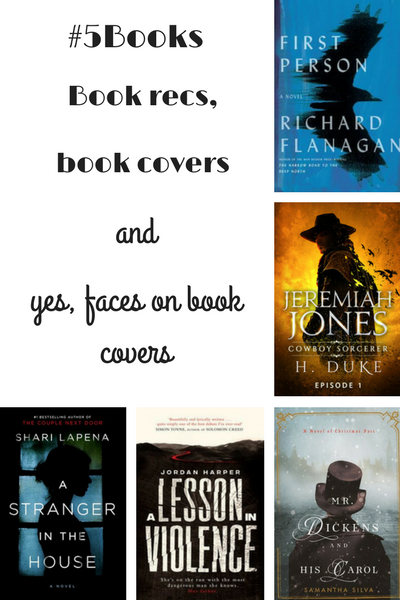 #5Books for the week ending 13 August