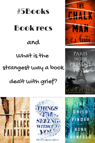 #5Books for the week ending 27 august