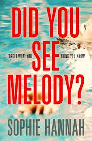 Did You See Melody Book Review