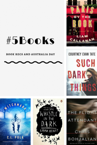 #5Books Book recs for the week ending 28 January
