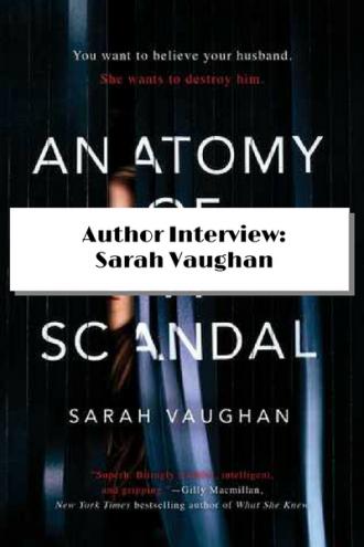 Sarah Vaughan interview