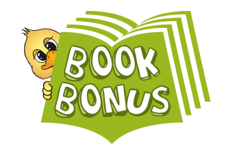 Book Bonus Charity