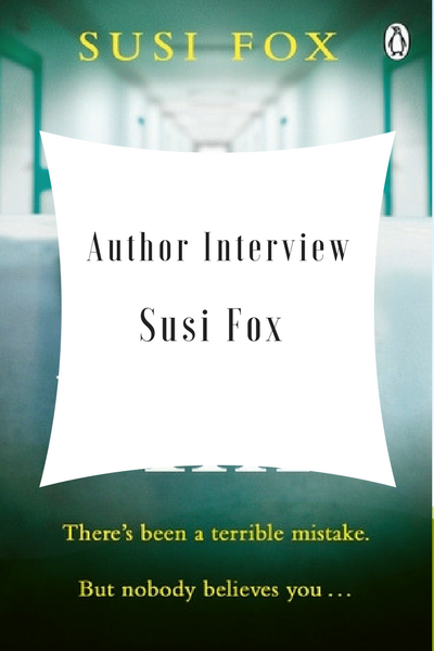 Author interview Susi Fox