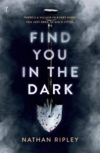 Can't wait wednesday find you in the dark