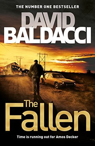 The Fallen by David Baldacci book review