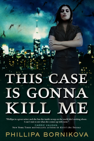 This case is going to kill me book review