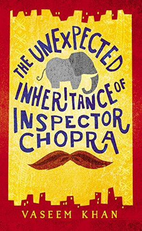 The Unexpected Inheritance of Inspector Chopra book review