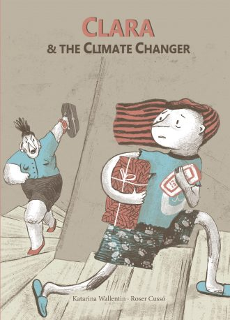 Clara and the climate changer book review