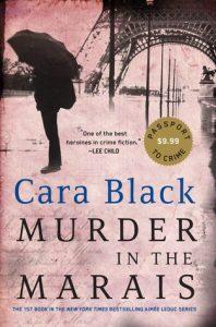 Top Ten Tuesday Murder in the Marais