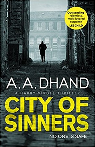 City of Sinners book review
