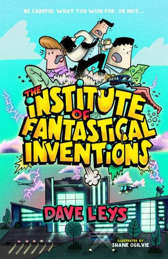 The institute of fantastical inventions book review