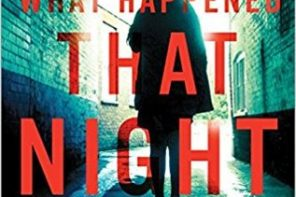 What happened that night book review