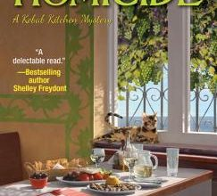 Hummus and Homicide book review