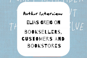 Author Interview Elias Greig