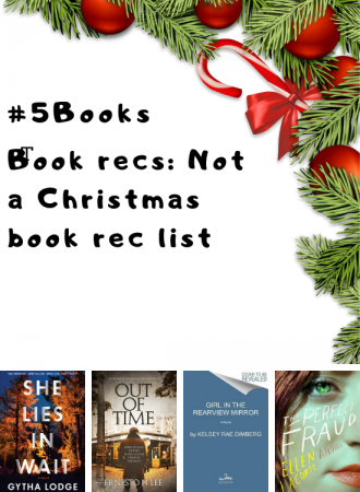 #5Books for the week ending 24 December 2018