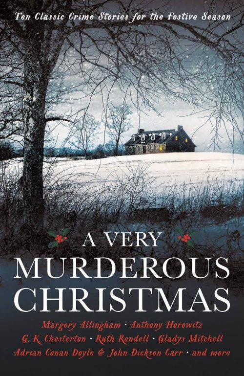 A Very Murderous Christmas book review