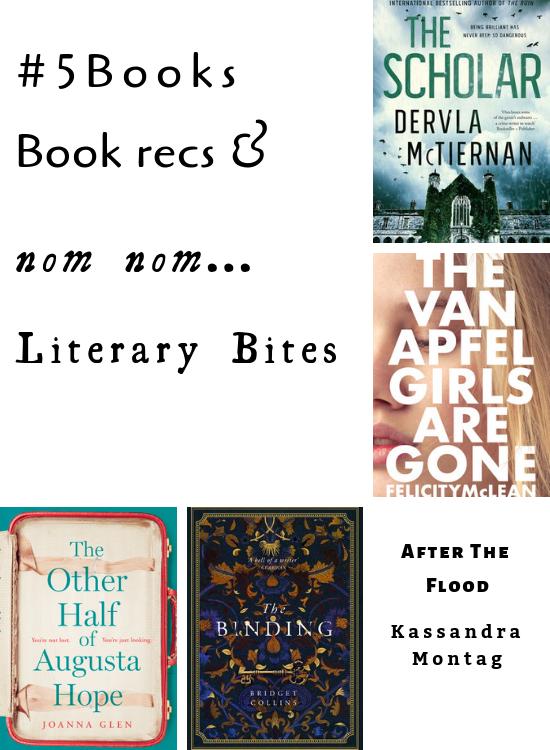 #5Books for the week ending 16 Feb 2019