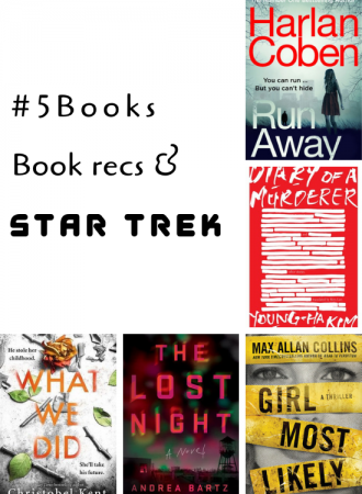 #5Books for the week ending 3 feb 2019