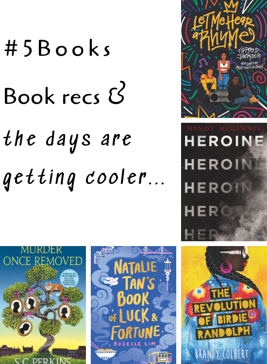 #5Books for the week ending 24 March 2019