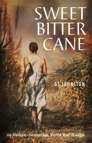 Author interview with GS Johnston Sweet bitter Crane