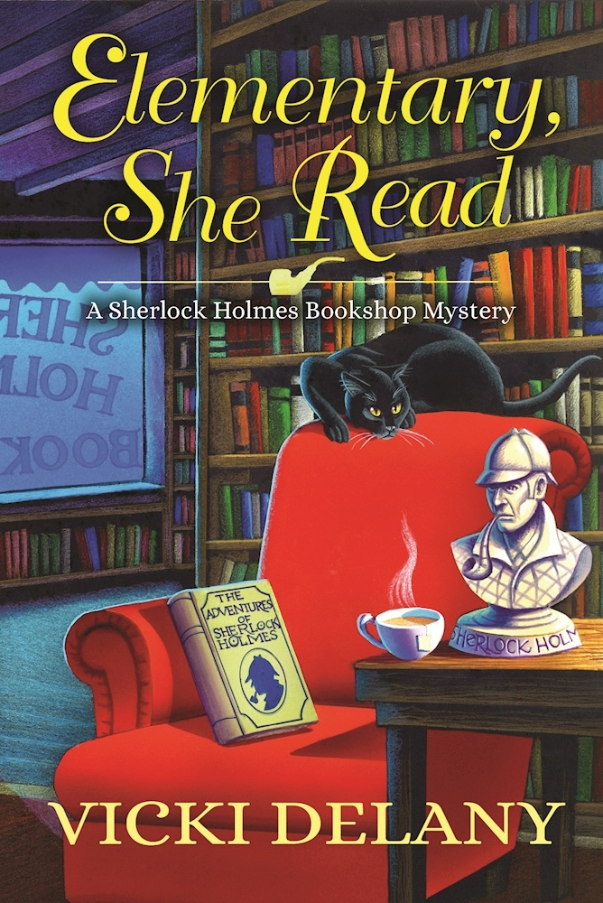 Elementary she read book review